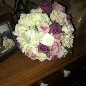 NWT Beautiful bridal bouquet 💐